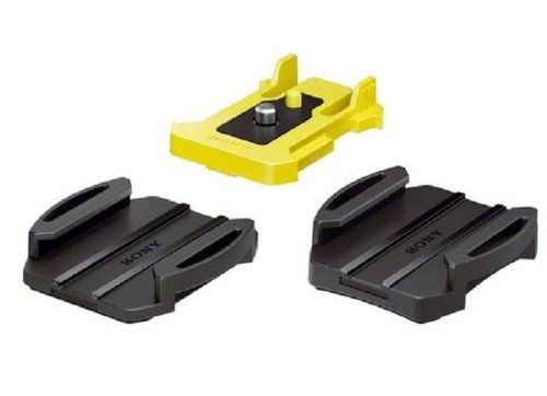 Sony Camera Mount - Sony VCTAM1  Adhesive Mount,  (Black)