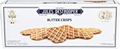 Jules Destrooper Butter Crisps, Belgian ...