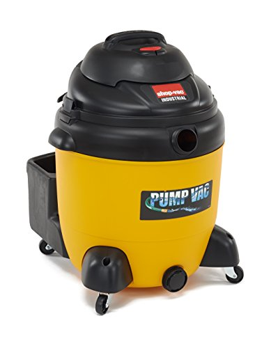 Shop-Vac 9604710 6.5 Peak HP wet Dry Vacuum with Built in Pump, 20-Gallon