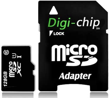 Digi Chip 128 Gb Micro Sd Speicherkarte Für Nokia 1 Computer Zubehör