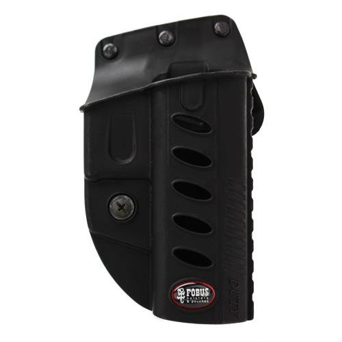 Fobus CZ P07, P09 Duty Evolution Belt Holster, Black, - Fobus Duty Belt