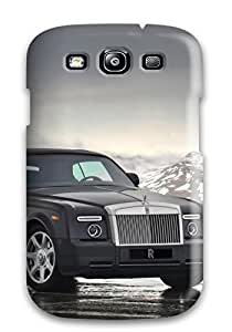 New Arrival Rolls Royce Background Wallpaper VMySuCG5284zTXFy Case Cover/ S3 Galaxy Case