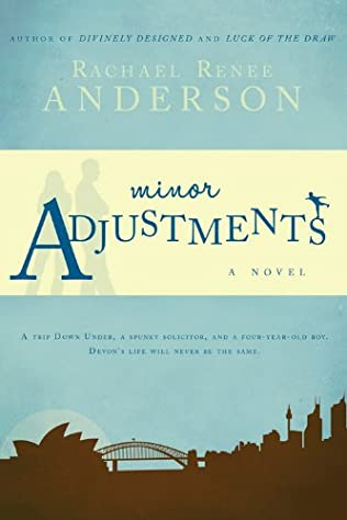 book cover of Minor Adjustments