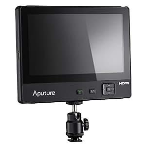Aputure VS-1 V-Screen - Monitor de vídeo digital HD (7 pulgadas)