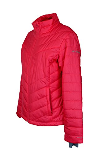 Light Heat 637 Pink Insulated Columbia Omni Morning Jacket Women's fZxXE