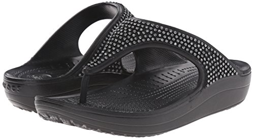 117495a49f33 Crocs Women s Sloane Diamante Flip Flop - Buy Online in UAE.