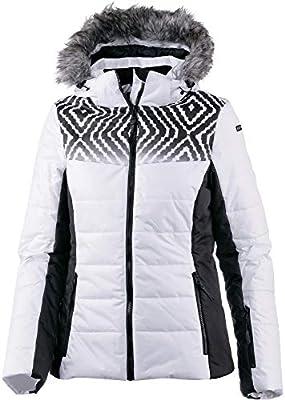 Icepeak VERUCA Damen Skijacke , Gr. 36: : Sport