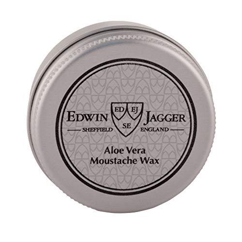 EDWIN JAGGER Aloe Vera Mustache Wax Pomade Tin 15ml 0.5fl oz