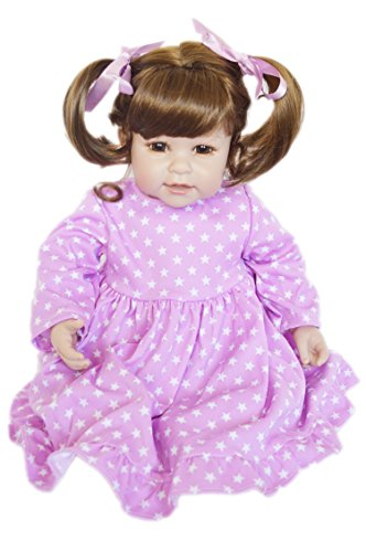 My Brittany's Lavender Star Nightgown for 20 Inch Adora Dolls and Middleton Dolls- Doll Clothes (Middleton Doll Clothes)