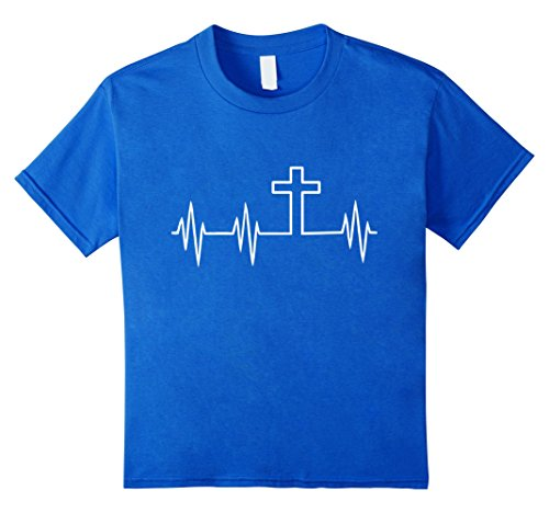 Cross-Heartbeat-T-Shirt-Christian-Gifts-for-Him-or-Her