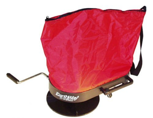 5 Pack – Earthway Spreader Shoulder Bag 25 Lbs. Nylon