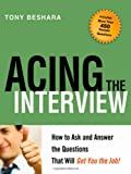 Acing the Interview, Tony Beshara, 0814401619