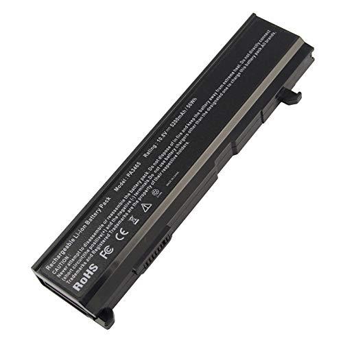 yan Battery for Toshiba Satellite PA3457U-1BRS PA3465U-1BRS PABAS069 5200mAh