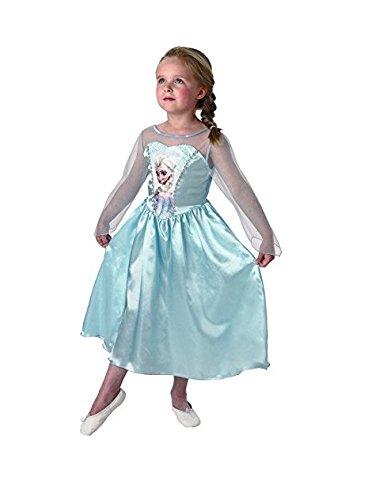 123 opinioni per Rubies- Costume Carnevale Elsa, regina del ghiaccio da Disney Frozen, per