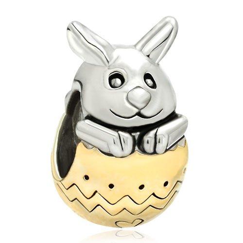charm coniglietto pandora