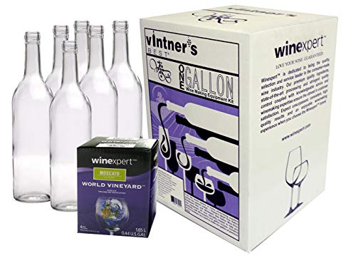 Winexpert One Gallon Wine Equipment Kit and Ingredient Kit
