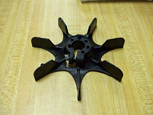 BALDOR RELIANCE 34FN3002A01SP Black 7 Blade Plastic Fan Blade External
