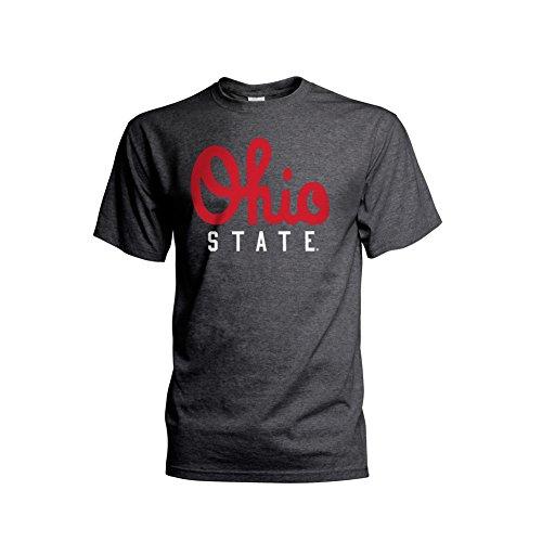 Ohio State Buckeyes TShirt Charcoal
