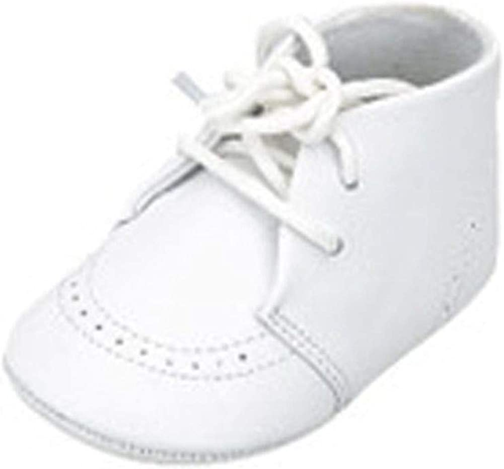 Christening Soft Sole Crib Shoes