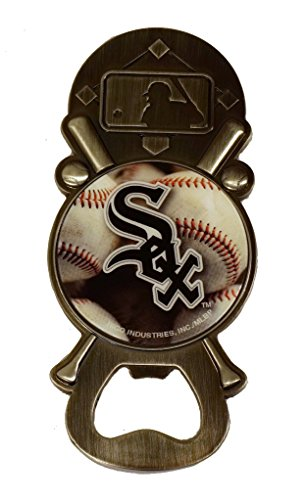 Chicago White Sox Bottle (MLB Chicago White Sox Party Starter Bottle Opener)