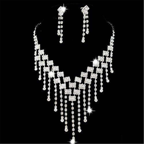 Sparkle Beaded Necklace - 7