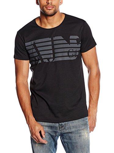 Armani Jeans Camiseta Manga Corta  Negro XL