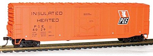 Accurail ACU5657 HO KIT 50' Exterior Post Steel Box, PGE