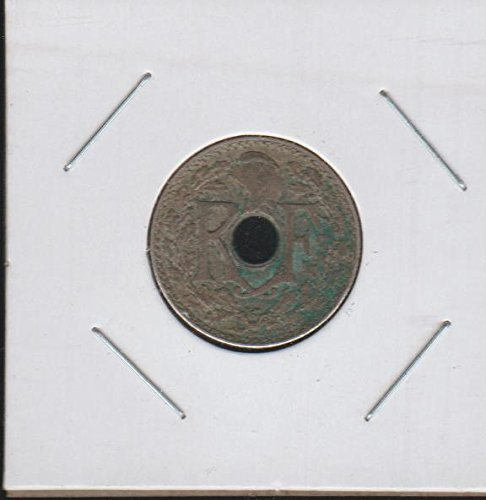 1921 FR Monogram Divided by Center Hole, Liberty Cap Above Dime Very - Center Liberty Stores