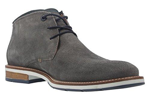 gris 53 FRETZ men Chaussures à homme ville gris pour 69024559 de lacets qPpP4x