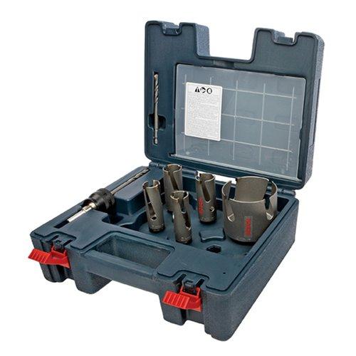 Bosch HTC8PC 8 Piece Carbide Master