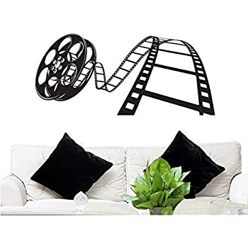 FGD Wall Decal Movie Reel 23