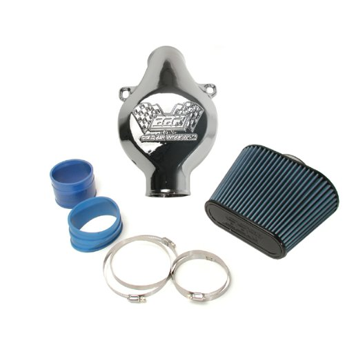 BBK 17260 Cold Air Intake System - Power Plus Series Performance Kit for Corvette C5 - Polished Aluminum Finish