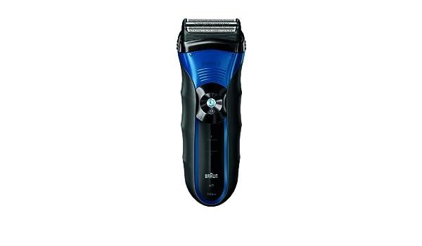 Braun Series 3 340 Wet & Dry - Afeitadora, sistema de triple acción: Amazon.es: Salud y cuidado personal