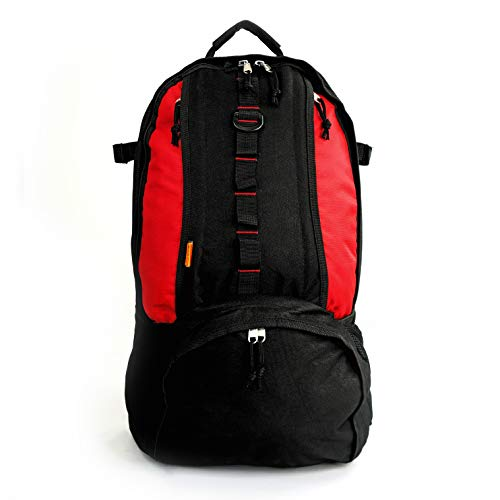 93aae9a5bf K-Cliffs Baseball Backpack Softball Daypack Basketball Volleyball Backpack  Football Soccer Bag w Ball