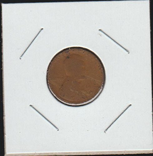 1917 D Lincoln Wheat (1909-1958) Penny Good