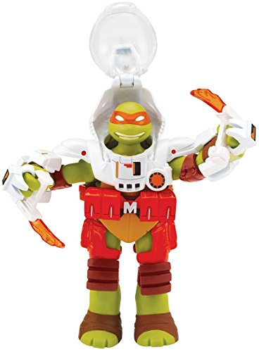 [Teenage Mutant Ninja Turtles Dimension X Michelangelo Figure] (Turtles Suit)