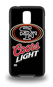 Fashion Design Hard Case Cover NFL San Francisco 49ers Protector For Galaxy S5 ( Custom Picture iPhone 6, iPhone 6 PLUS, iPhone 5, iPhone 5S, iPhone 5C, iPhone 4, iPhone 4S,Galaxy S6,Galaxy S5,Galaxy S4,Galaxy S3,Note 3,iPad Mini-Mini 2,iPad Air )