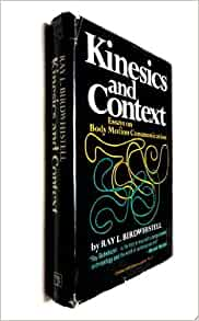 essays on body motion communication Kinesics and context essays on body motion communication ray l retired in 1988 from the annenberg school for communication at the university of.