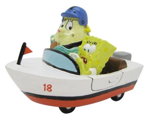 Puff Fish (SpongeBob Penn Plax and Mrs. Puff Resin Aquarium Ornament)