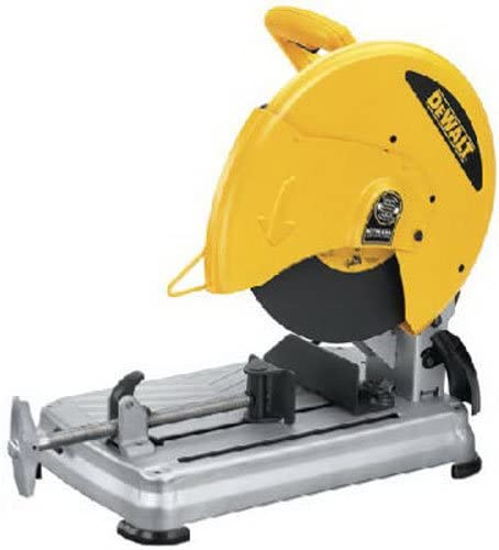 DEWALT D28715 14-Inch Quick-Change Chop Saw – Old Model