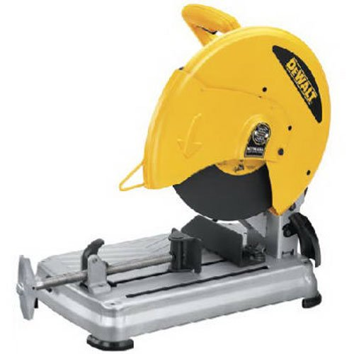 - DEWALT D28715 14-Inch Quick-Change Chop Saw