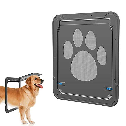 Bonaweite Pet Screen Door Sturdy Dog Cat Screen Window