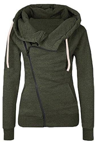 KAKALOT Fashion Patchwork Contrast Sweatshirt