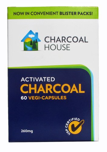 charcoal powder how to take it