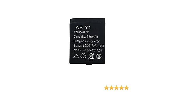 OCTelect Reloj Inteligente batería AB-Y1 batería de Litio ...