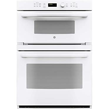 GE Profile PT7800DHWW Electric Combination Wall Oven