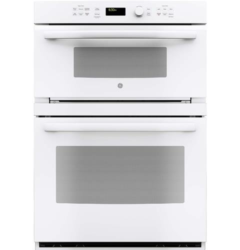 GE PT7800DHWW Electric Combination Wall Oven