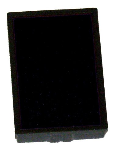 UPC 851570005830, Shiny ES-400 and S-400 Replacement Ink Pad (Black)