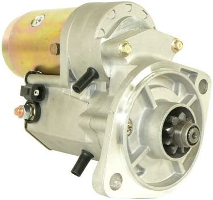 New 12 Volt OSGR Starter Thermo King SB-II Isuzu 2.0L  Diesel