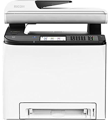 Ricoh SPC260SFNW 4IN1 Impresora láser de Color 934973 A4/Duplex ...